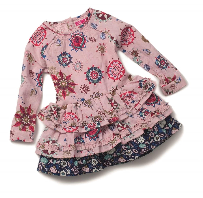 Cakewalk Mini Mädchen Kleid SAGE in Marshmallow