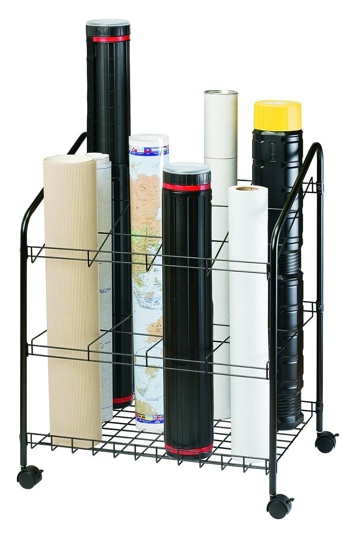 Amazon.com: Alvin WRF40 Wire Bin Roll File 20 Slots: Home & Kitchen