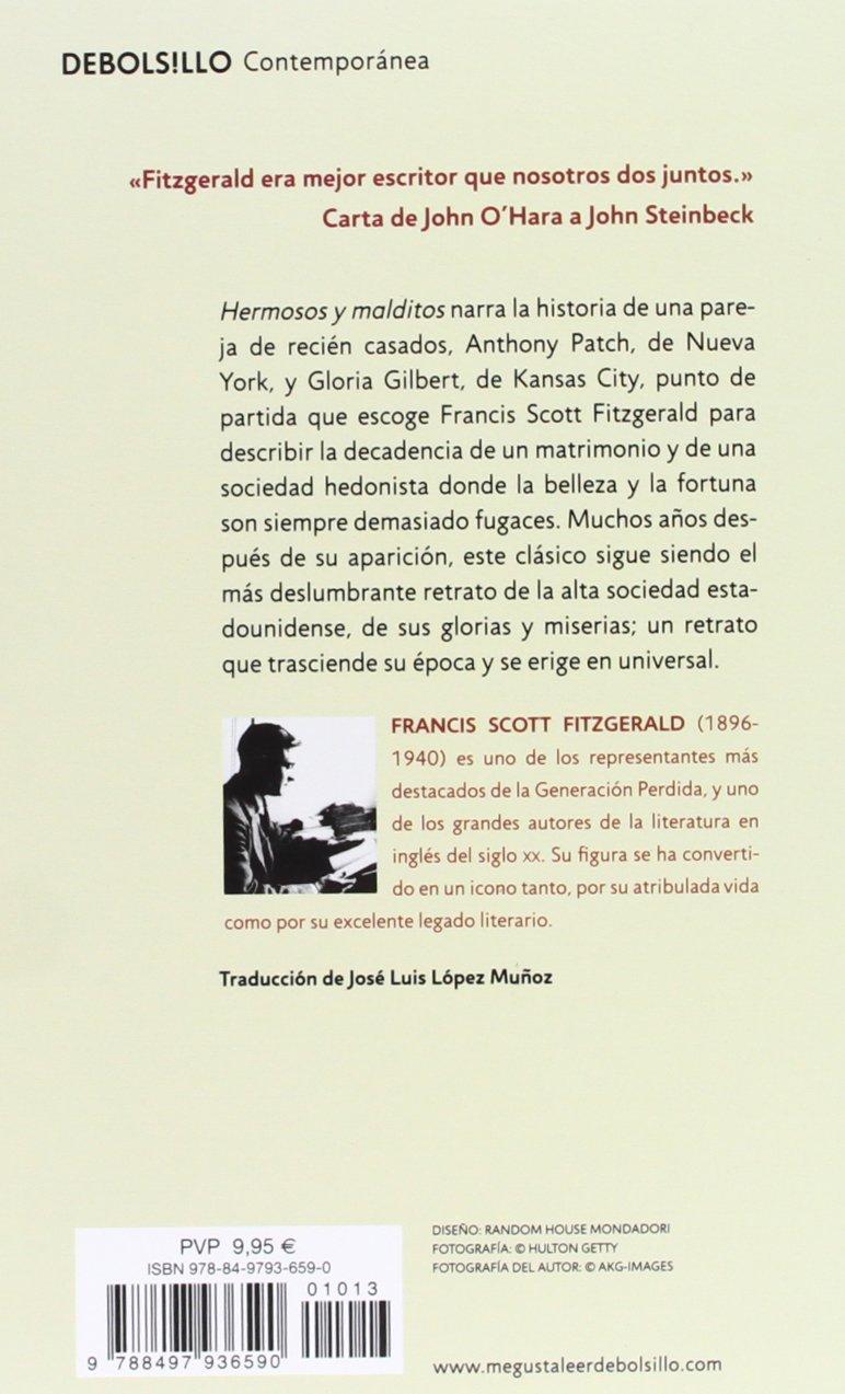 Hermosos Y Malditos Contemporanea Amazones F Scott