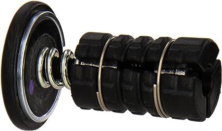 VGEBY1 Rear Bumper Protector Guard Rubber Trunk Protector Strip Cover Accessory