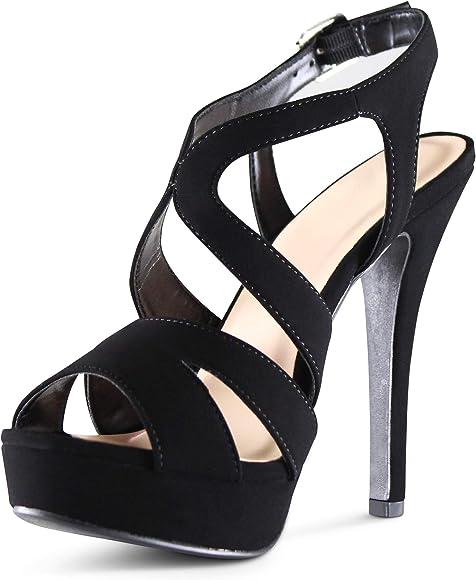 AFFORDABLE FOOTWEAR Women's Open Toe