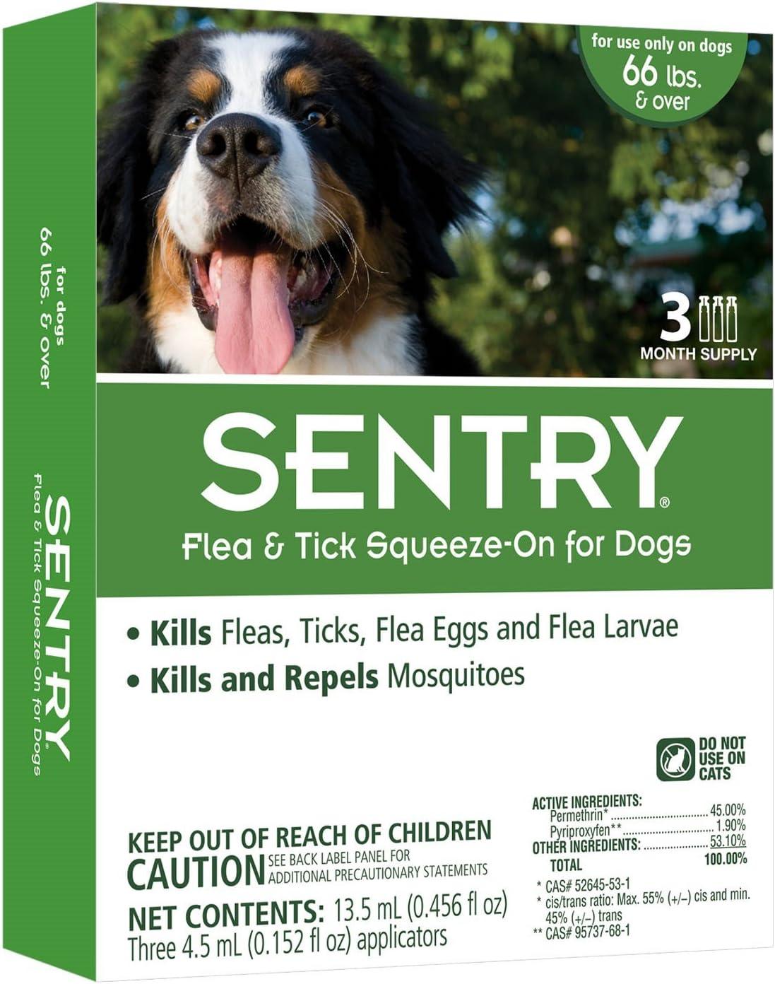 Sentry Natural Defense Flea and Tick