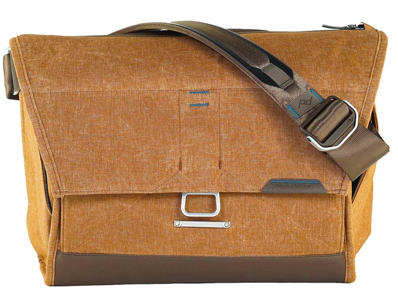 Peak Design Everyday Messenger Bag 15'' (Heritage Tan)