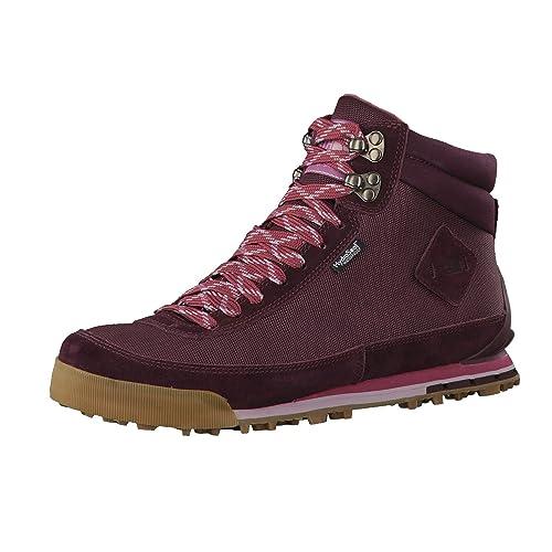 The North Face T0A1MF, Botas de Senderismo para Mujer, Marrón (NJH), 40.5 EU: Amazon.es: Zapatos y complementos