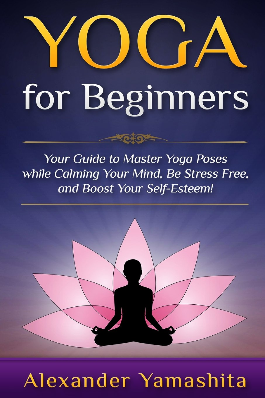 Yoga Beginners Master calming self esteem product image