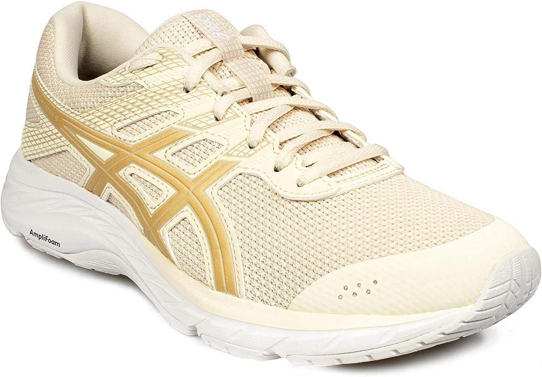 Asics Gel-Contend 6 Twist, Walking Shoe Unisex-Adult, Birch ...