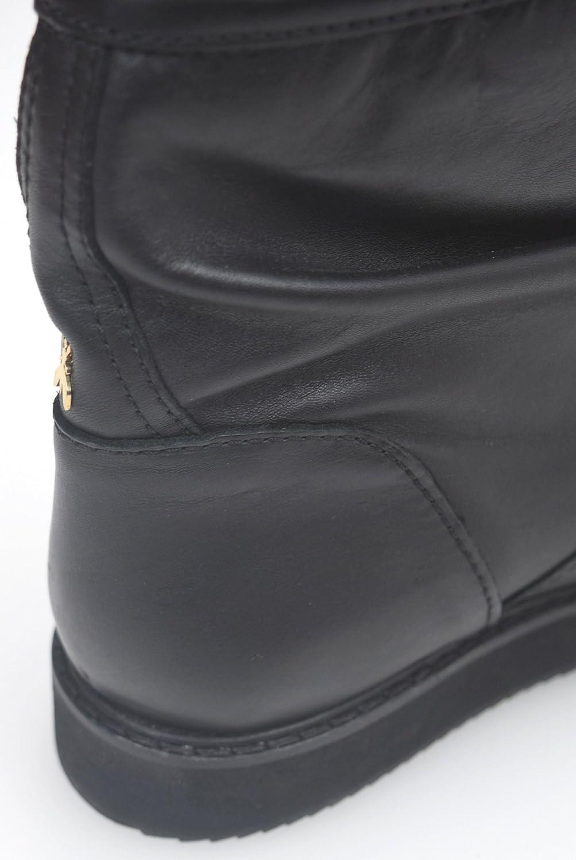 PATRIZIA PEPE Stivale alla Caviglia Donna Pelle Pelle Pelle Nero Art. 2V4896 A1HW-K103 7f0d9c