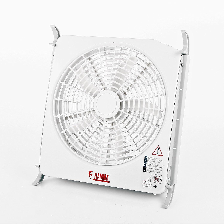 Fiamma Turbo Kit Ventilatorset für Dachluke 10 Volt 10x10 bis 10x10cm  Dachluken