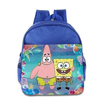 Bob Esponja Patrick Star caracol Kid elegante Pack mochila escolar: Amazon.es: Electrónica