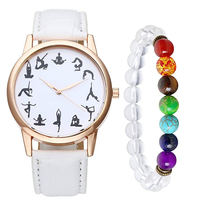 Yogi Watch and Bracelet Set
