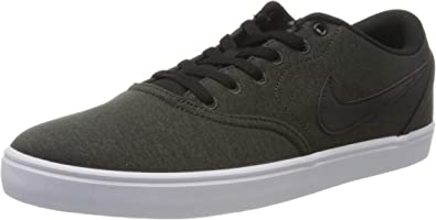 Amazon Com Nike Unisex Sb Check Solar Cnvs Skate Shoe Fashion Sneakers