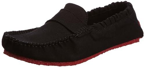 Mocks Mocks Canvas - Mocasines de lona para hombre: Amazon.es: Zapatos y complementos
