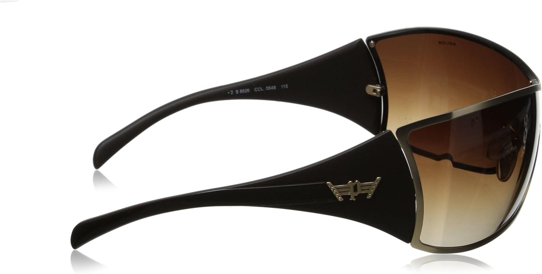 0648 Mens LARGE Wraparound Sunglasses