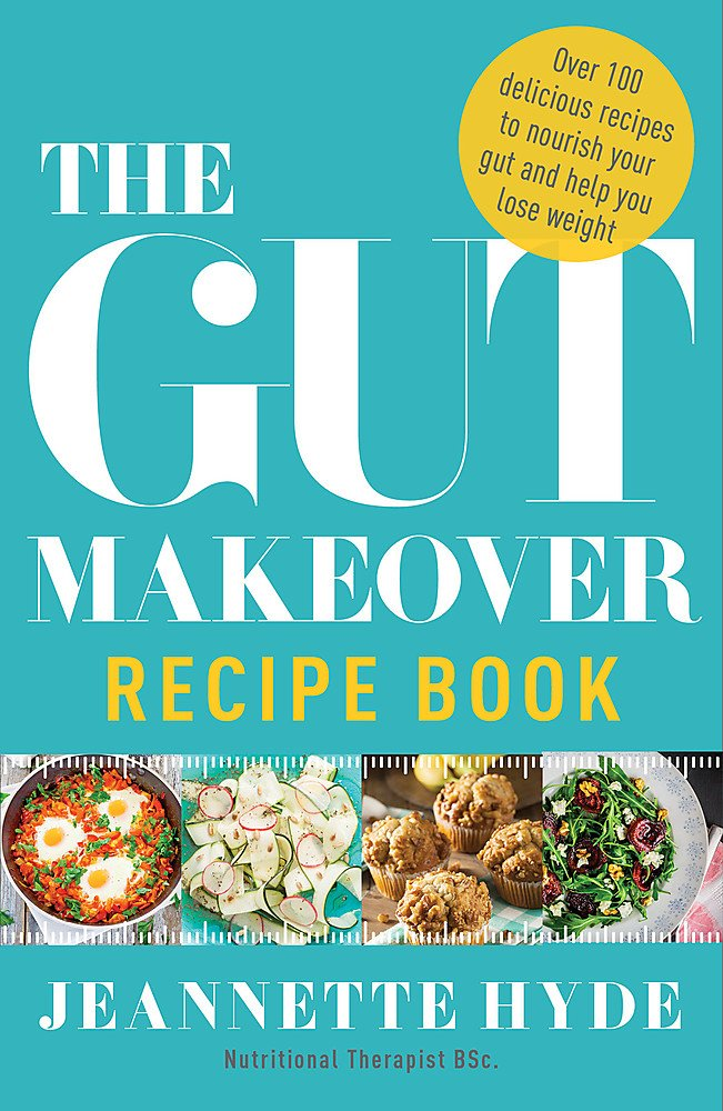 Gut Makeover Recipe Book product image