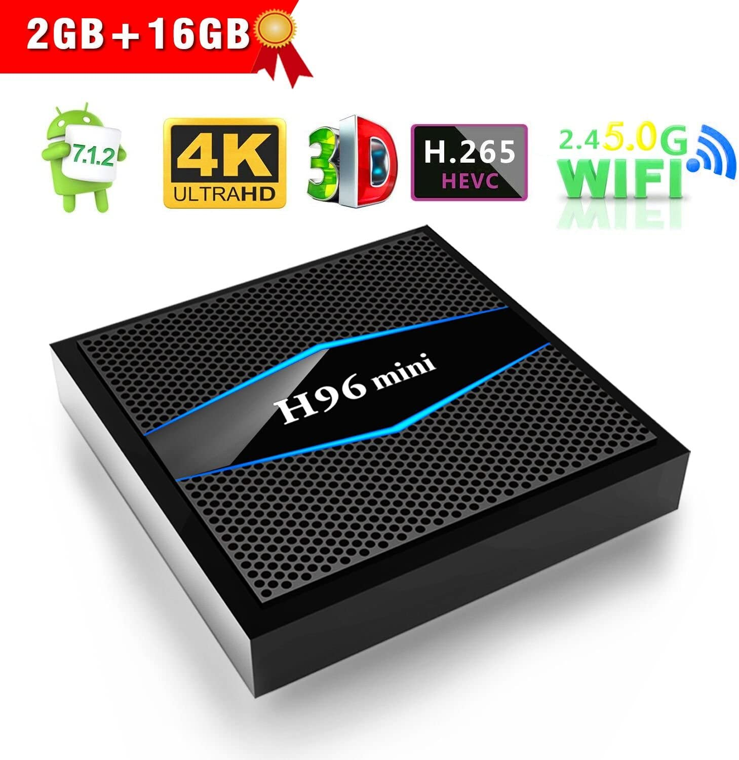Shipping from Spain】TV Box Android 7.1: Amazon.es: Electrónica