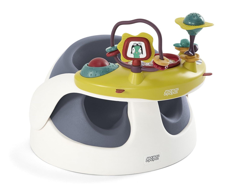 Mamas & Papas Baby Snug with Activity Tray, Navy 4126K3200