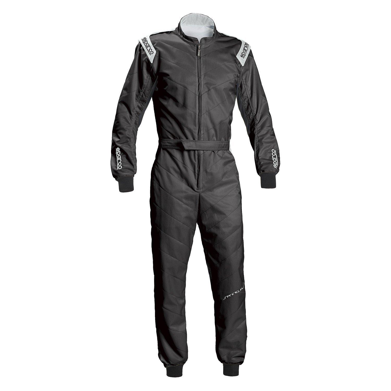 Track KS1 Lrg Blk Sparco 002337NR3L Suit