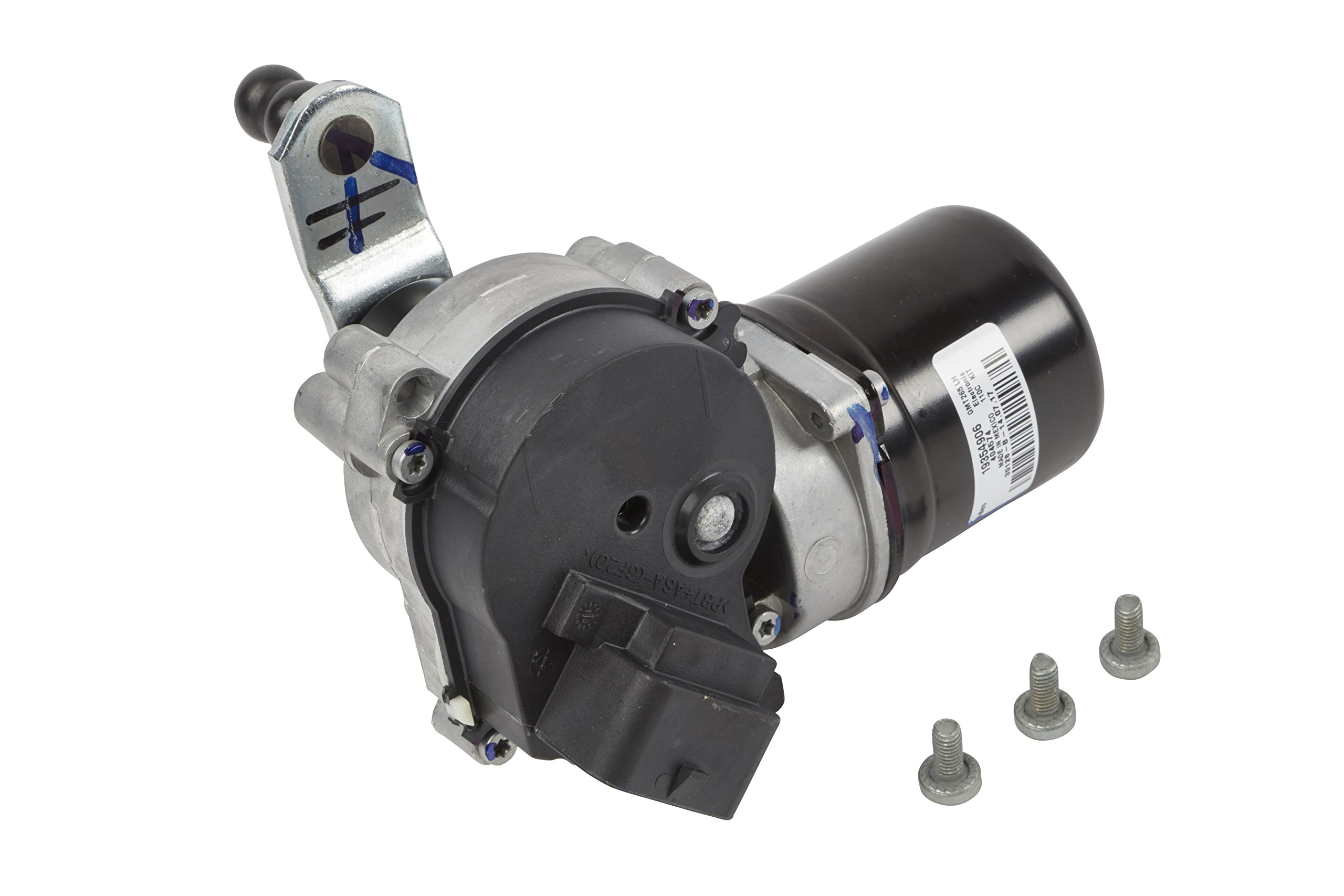 ACDelco 19354906 Windshield Wiper Motor by ACDelco
