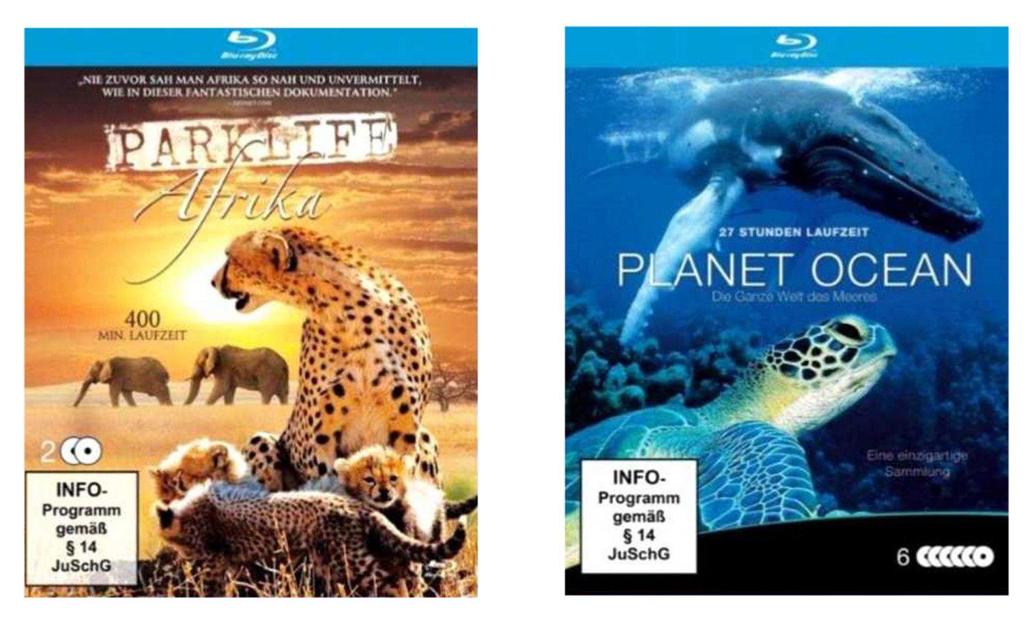 Die Geschenkidee -> Die Tier Doku Blu-ray Collection Perfekt zu ...