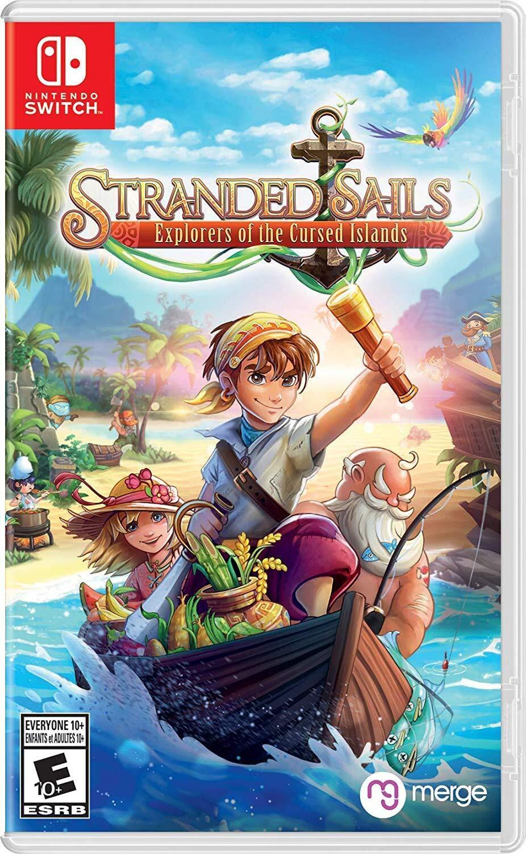Stranded Sails - Nintendo Switch