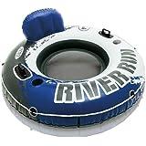 Intex River Run I Sport Lounge Inflatable Water Float 53 Diameter Toys Games