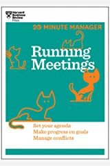 Running Meetings (20-Minute Manager) Paperback