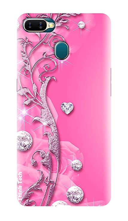huge selection of b90d5 05a6d Think Tech Oppo A7 Designer Back Cover I Oppo A7: Amazon.in: Electronics