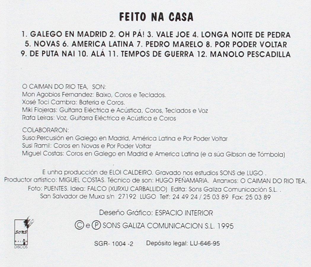 - Feito Na Casa - Amazon.com Music