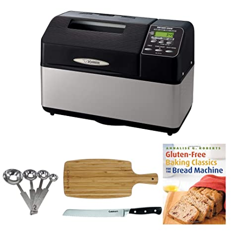 Amazon.com: Zojirushi bb-cec20 Home Bakery Supreme 2-pound ...