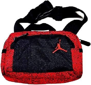 Nike Kids Jordan Jumpman Multiple Pocket Waist Pack One Size by Nike: Amazon.es: Deportes y aire libre