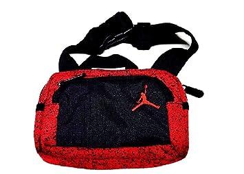 c3503c4c2b7a Nike Kids Jordan Jumpman Multiple Pocket Waist Pack One Size