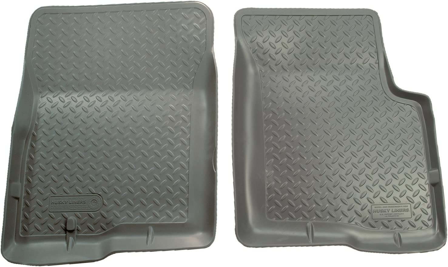 Husky Liners Fits 1995-04 Toyota Tacoma Access Cab Classic Style 2nd Seat Floor Mat