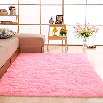 Amazon Com Gdmgdr Ultra Soft And Fluffy Nursery Rugs 4cm High Pile