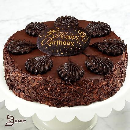 Shari de bayas – Feliz cumpleaños Chocolate mousse Torte – 1 ...