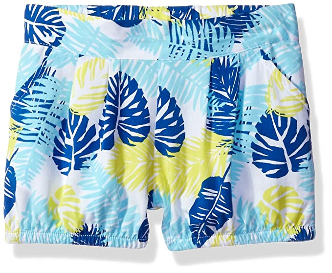 Crazy 8 Girls Little Printed Active Short