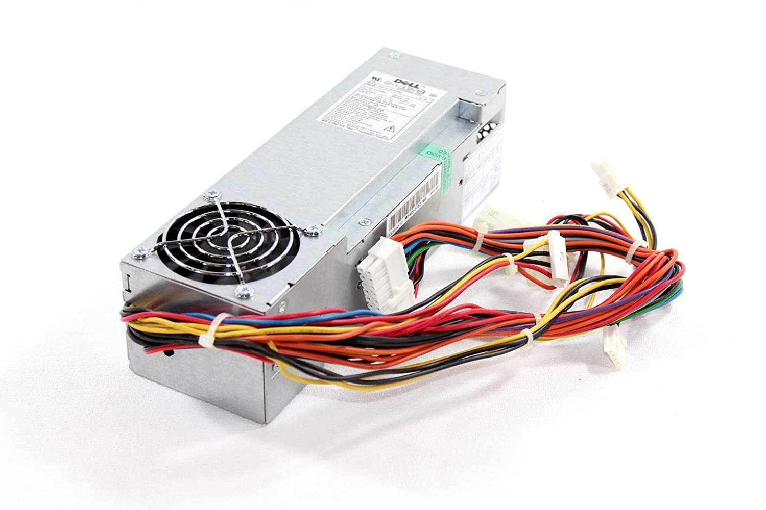 Genuine Dell 160w Power Supply PSU for Optiplex GX60, GX240, GX260, GX270, Dimension 4500C and Dimension 4600C SFF Small Form Factor Systems Identical Part Numbers: P2721, 3Y147, 3N200, P0813 7E220 Identical Model Numbers: HP-L161NF3P, PS-5161-7D, PS-5161-1D1, PS-5161-1D1S