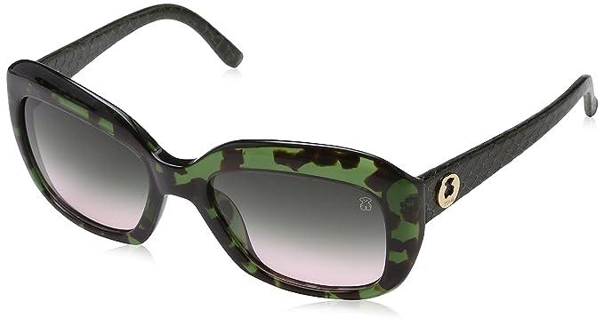 Tous STO751-092I, Gafas de Sol para Mujer, Green, 55: Amazon.es: Ropa y accesorios