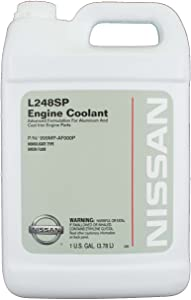 amazon com genuine nissan fluid 999mp l25500p blue long lifegenuine nissan fluid 999mp af000p green l248sp engine coolant 1 gallon
