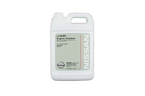 amazon com genuine nissan fluid 999mp af000p green l248sp engineNissan Coolant Fluid #9