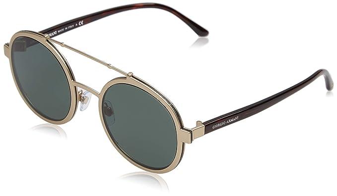 Amazon.com: Gafas de sol Giorgio Armani AR 6070 300271 PALD ...