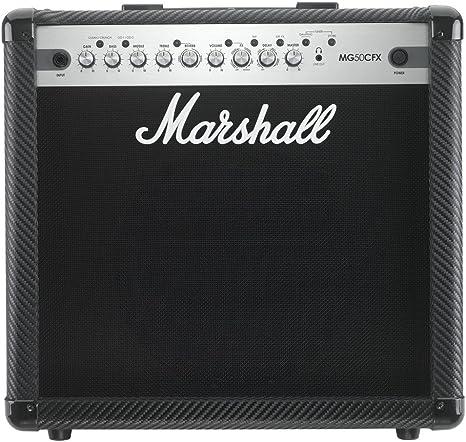 Marshall MG50CFX Combo - Amplificador de guitarra eléctrica con ...