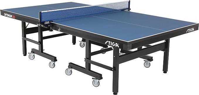 Stiga Optimum 30 Mesa de Tenis de Mesa: Amazon.es: Deportes y aire libre