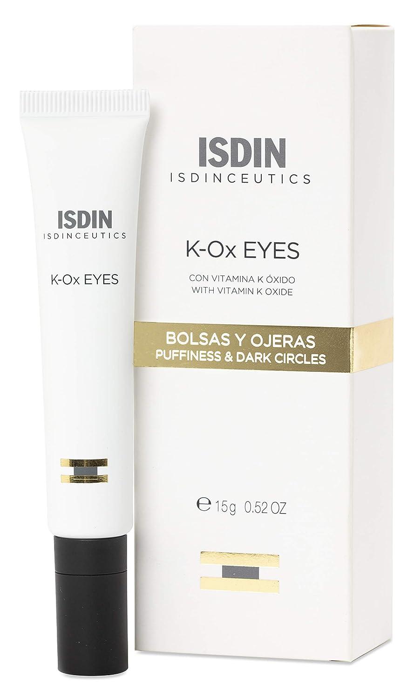 ISDIN Isdinceutics K-Ox Eyes Contorno de Ojos - Cuidado específico para bolsas y ojeras - 15 ml.