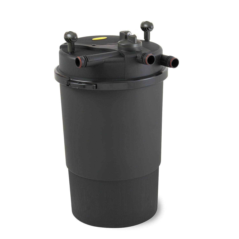 Laguna Water Garden Pressure Flo Clean 3200 Black PT1689 B00GZS40YI