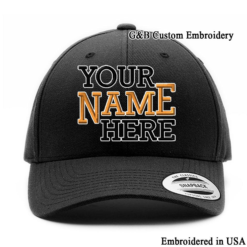 G B Custom Hat 3a468b0cdbd