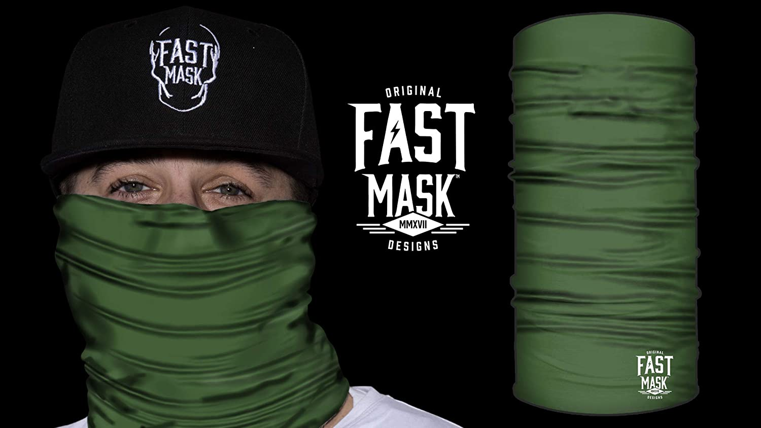 Blue Tactical Fast Mask Face Shield Unisex