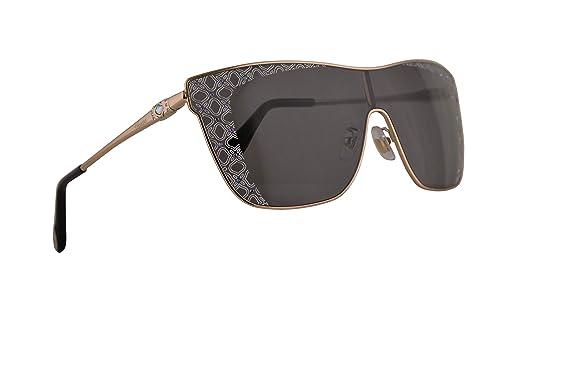 Amazon.com: Chopard SCHC20S - Gafas de sol (lentes doradas y ...