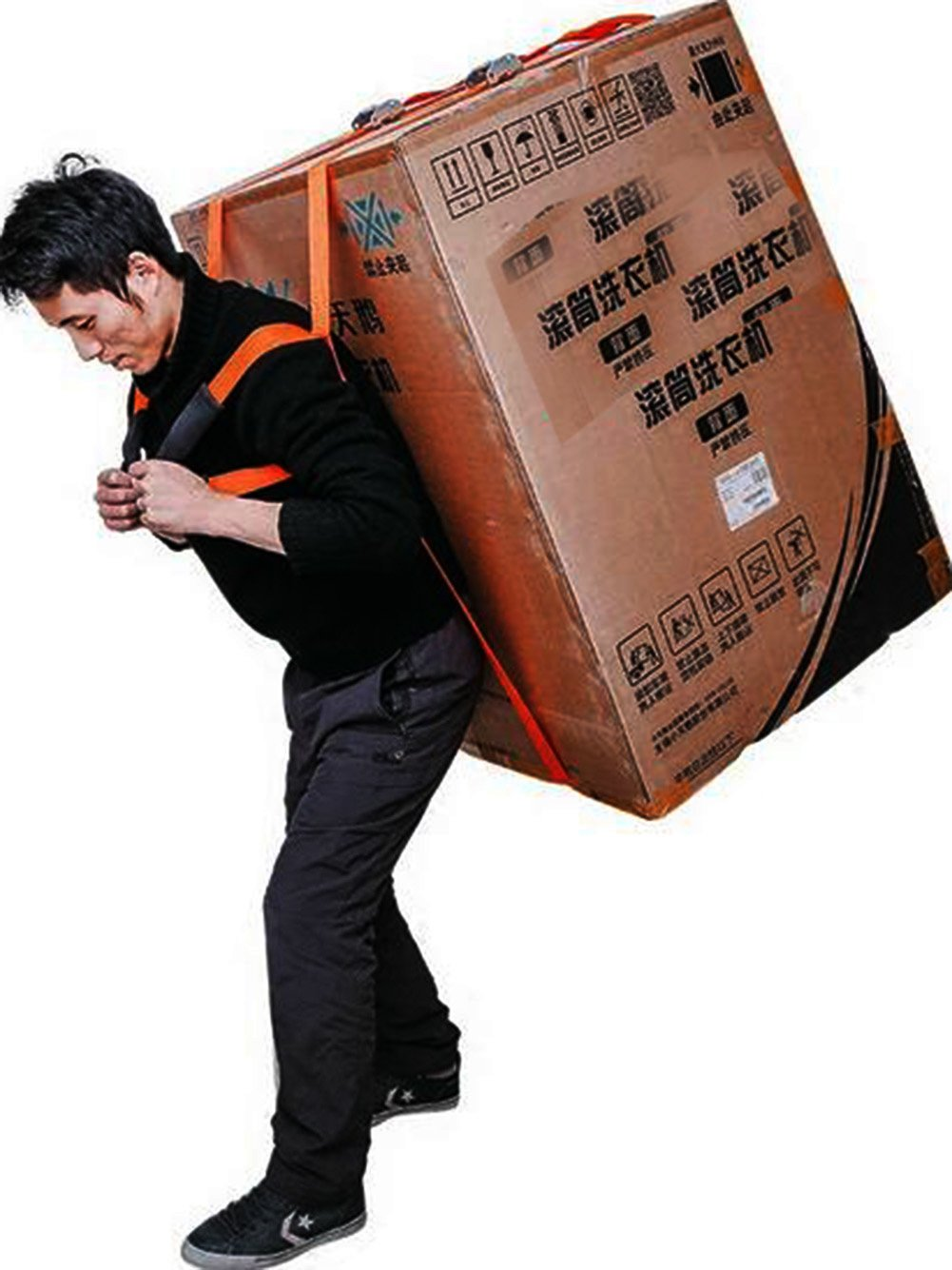 Moving Straps Lifting Straps One Person for Moving Furniture Warmword