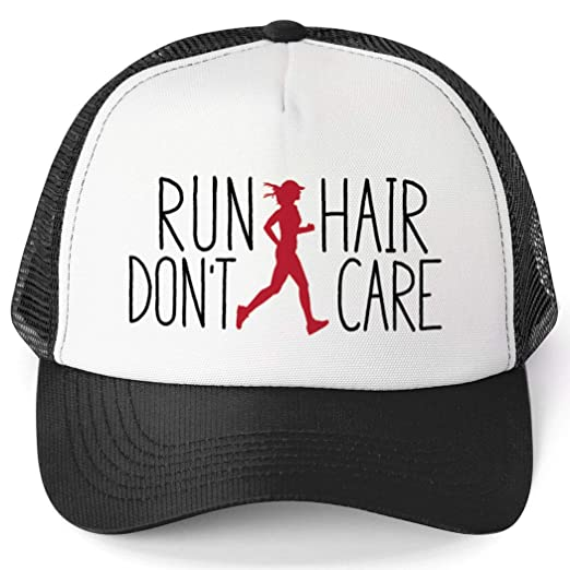51030131a18 Running Trucker Hat
