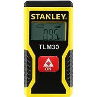 Stanley STHT9-77425 TLM30 Télémètre de Poche, Jaune/Noir